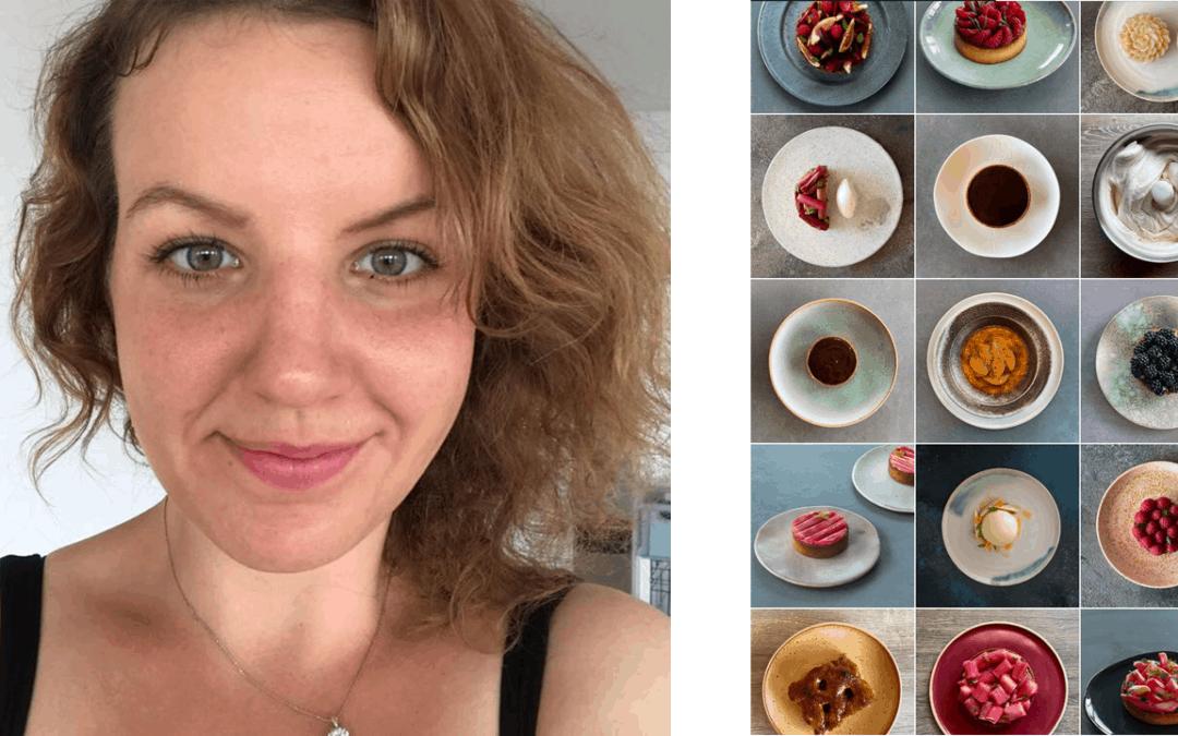 Dessertkokkens passion for det bedste