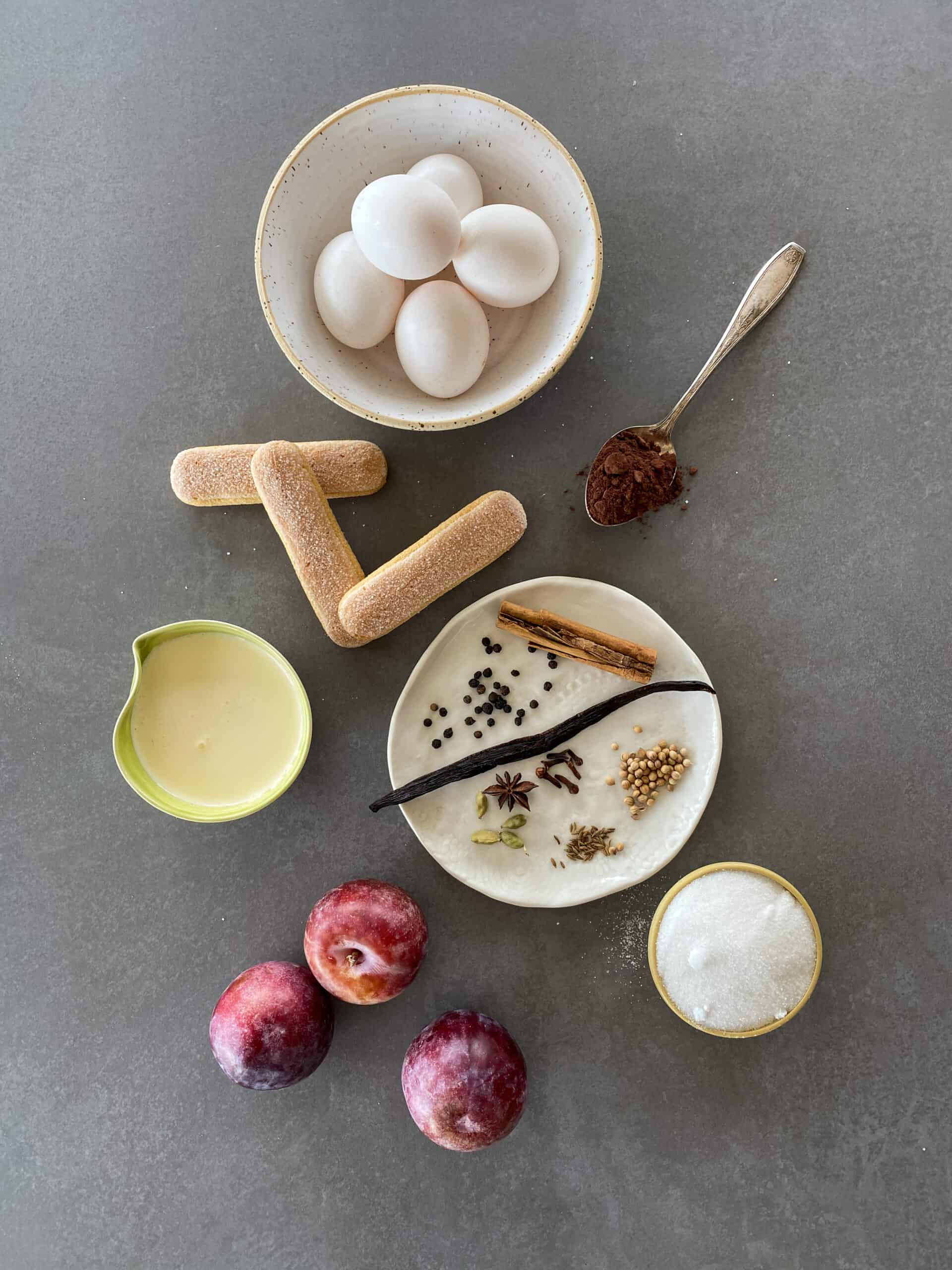 Indisk trifli med vanilje